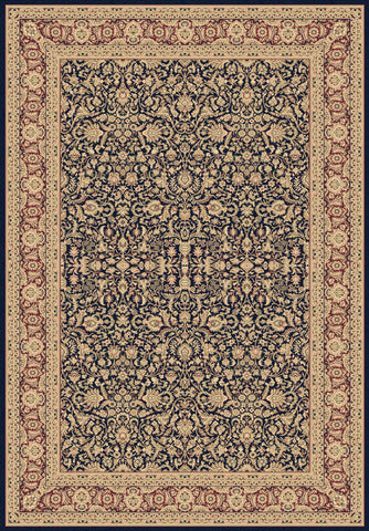 Dynamic Rugs Legacy 58004 Navy Area Rug main image