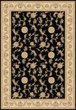 Dynamic Rugs Legacy 58017 Black Area Rug main image