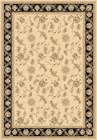 Dynamic Rugs Legacy 58017 Ivory/Black Area Rug main image