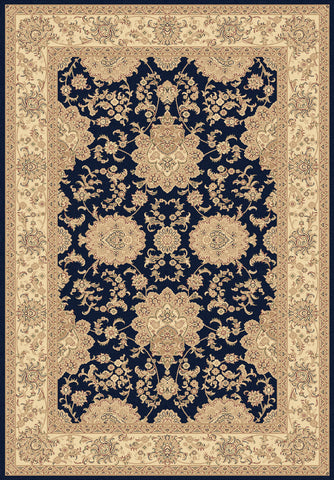 Dynamic Rugs Legacy 58019 Navy Area Rug main image