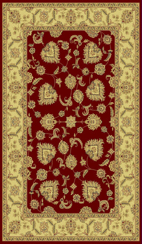 Dynamic Rugs Legacy 58020 Red Area Rug main image