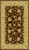 Dynamic Rugs Legacy 58020 Brown Area Rug main image