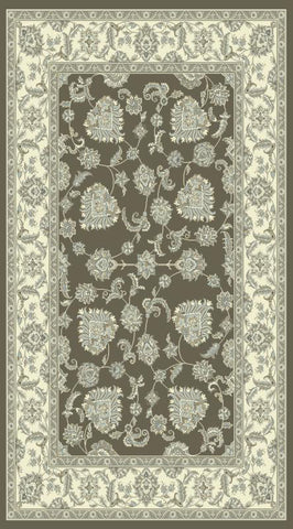 Dynamic Rugs Legacy 58020 Dark Grey/Ivory Area Rug main image