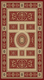 Dynamic Rugs Legacy 58021 Red Area Rug main image