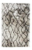 Dynamic Rugs Loft 3101 Silver/Brown Area Rug main image