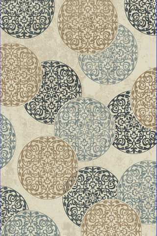 Dynamic Rugs Melody 985014 Ivory Area Rug main image