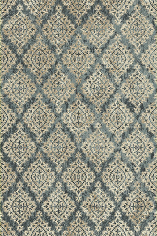Dynamic Rugs Melody 985015 Blue Area Rug main image