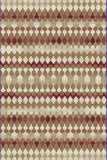 Dynamic Rugs Melody 985016 Red Area Rug main image