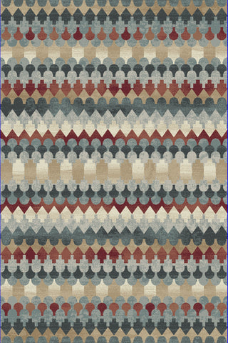 Dynamic Rugs Melody 985016 Multi Area Rug main image