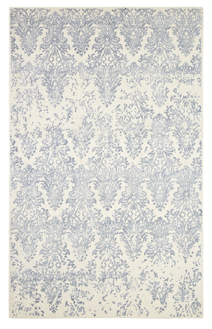 Dynamic Rugs Milan 9401 Ivory/Slate Area Rug main image