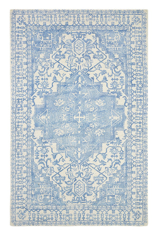 Dynamic Rugs Milan 9404 Blue Area Rug main image
