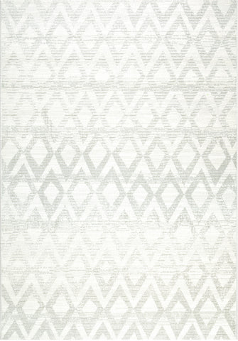 Dynamic Rugs Mysterio 12124 Silver Area Rug main image