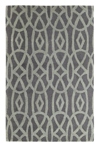 Dynamic Rugs Palace 5570 Grey Area Rug main image