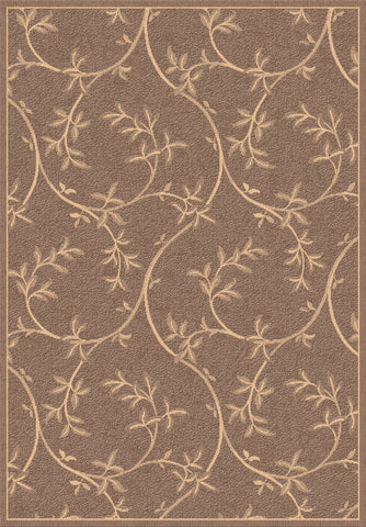 Dynamic Rugs Piazza 2585 Brown Area Rug main image