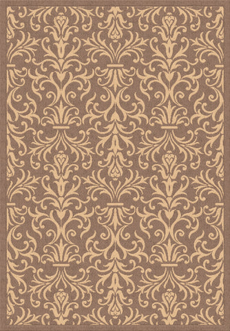 Dynamic Rugs Piazza 2742 Brown Area Rug main image