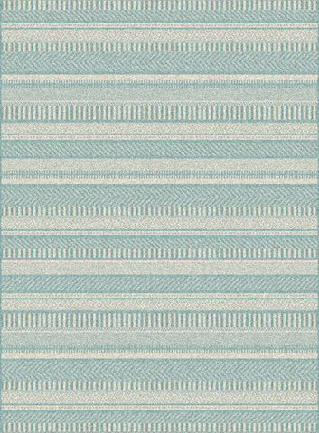 Dynamic Rugs Piazza 4809 Blue Area Rug main image