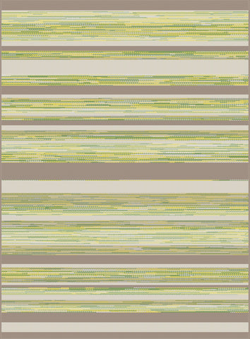 Dynamic Rugs Piazza 5146 Green/Brown Area Rug main image