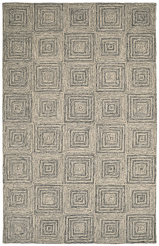 Dynamic Rugs Polar 99662 Ivory/Grey Area Rug main image