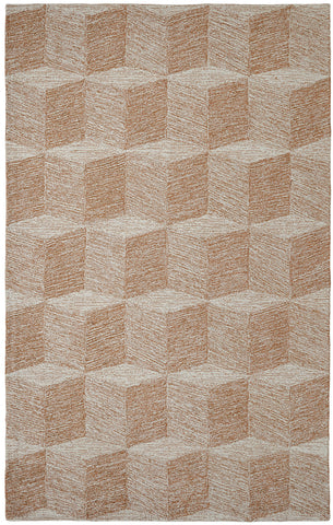 Dynamic Rugs Polar 99664 Ivory/Gold Area Rug main image