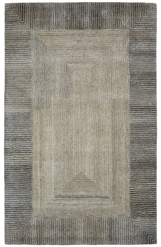Dynamic Rugs Posh 7810 Grey Area Rug main image