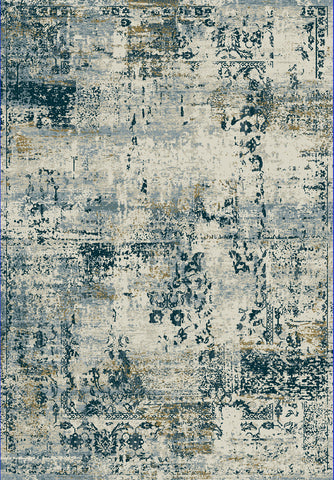 Dynamic Rugs Quartz 24960 Light Blue Area Rug main image