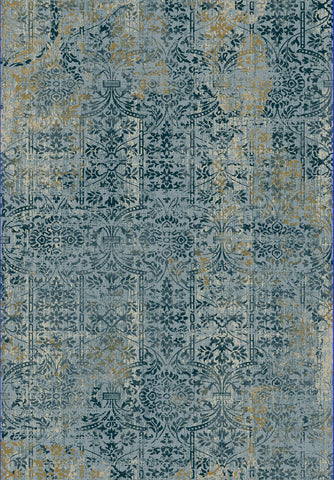 Dynamic Rugs Quartz 26100 Light Blue Area Rug main image