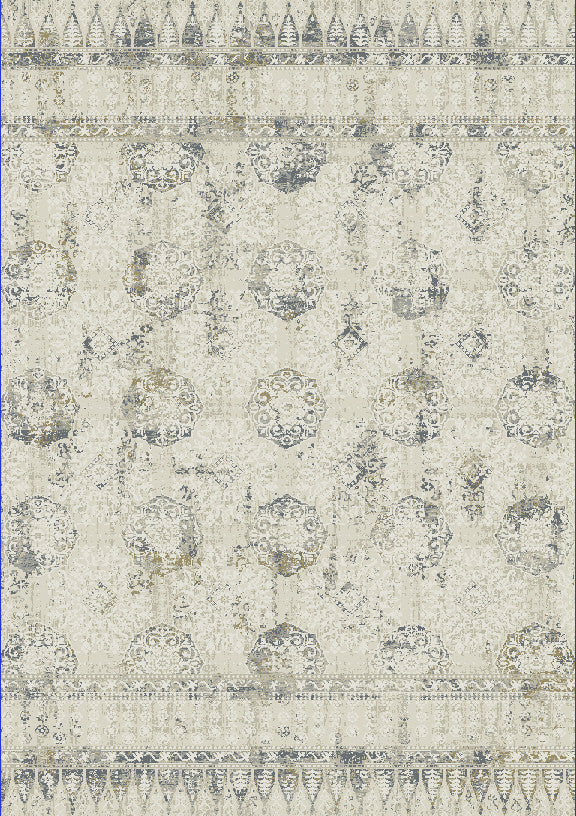 Dynamic Rugs Quartz 26110 Ivory Area Rug