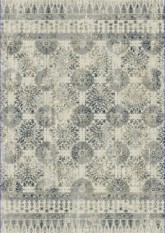 Dynamic Rugs Quartz 26110 Light Grey Area Rug main image