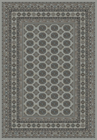 Dynamic Rugs Regal 88404 Grey Area Rug main image