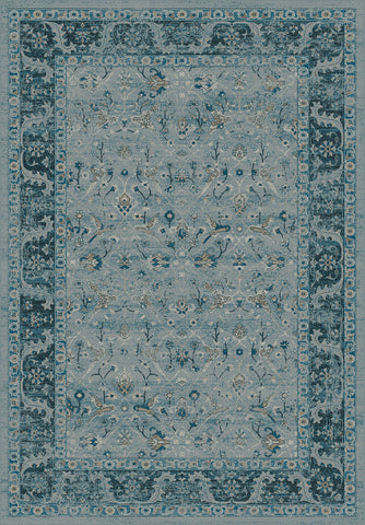 Dynamic Rugs Regal 88911 Blue Area Rug main image