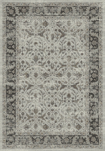 Dynamic Rugs Regal 88911 Grey/Silver Area Rug main image