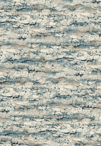 Dynamic Rugs Regal 89584 Silver/Blue Area Rug main image