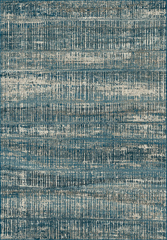 Dynamic Rugs Regal 89586 Blue/Silver Area Rug main image