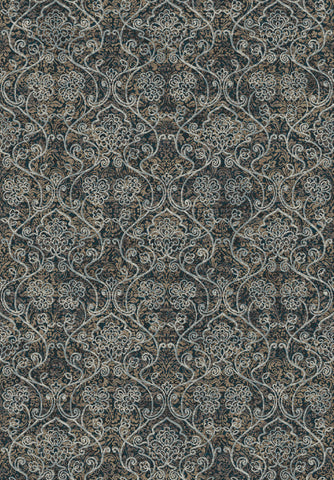 Dynamic Rugs Regal 89656 Taupe/Silver Area Rug main image