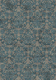 Dynamic Rugs Regal 89656 Blue/Taupe Area Rug main image