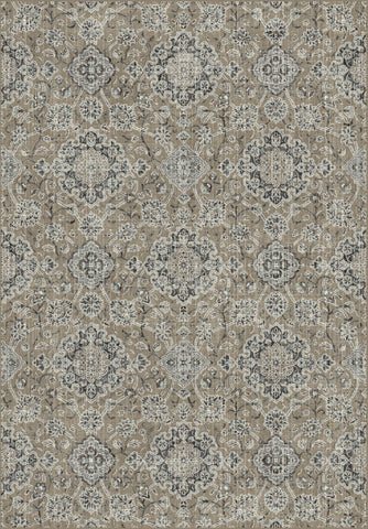 Dynamic Rugs Regal 89665 Taupe/Grey Area Rug main image
