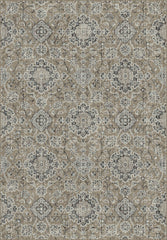 dynamic rugs regal taupegrey area rug - Dynamic Rugs