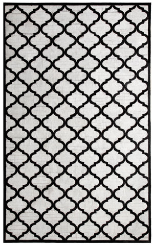 Dynamic Rugs Ritz 5967 Ivory/Black Area Rug main image