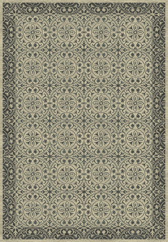 Dynamic Rugs Treasure Ii 4818 Cream Area Rug main image
