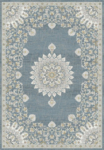 Dynamic Rugs Venice 1158 Light Blue Area Rug main image