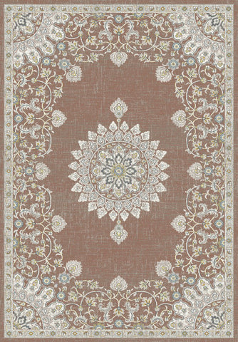 Dynamic Rugs Venice 1158 Rust Area Rug main image