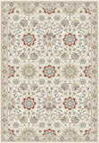 Dynamic Rugs Venice 1678 Cream/Rust Area Rug main image
