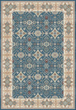 Dynamic Rugs Venice 1998 Dark Blue Area Rug main image
