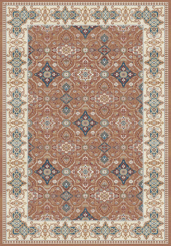 Dynamic Rugs Venice 1998 Rust Area Rug main image
