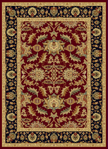 Dynamic Rugs Yazd 1744 Red Area Rug main image