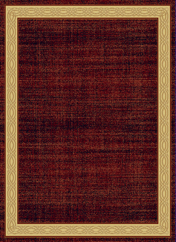 Dynamic Rugs Yazd 1770 Red Area Rug main image