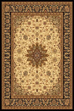 Dynamic Rugs Yazd 2800 Cream/Black Area Rug main image