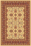 Dynamic Rugs Yazd 2803 Cream/Red Area Rug main image
