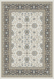 Dynamic Rugs Yazd 2803 Ivory/Grey Area Rug main image