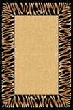 Dynamic Rugs Yazd 2804 Cream/Black Area Rug main image